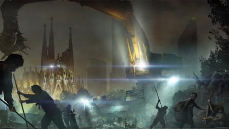 《杀出重围:人类分裂/Deus Ex: Mankind Divided》 4K游戏高清壁纸高端桌面精选 3840x2160
