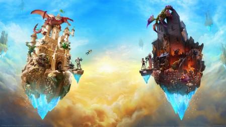 《城堡抢翻天-The Mighty Quest for Epic Loot》 4K游戏壁纸高端桌面精选 3840x2160