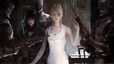 《最终幻想XV/Final Fantasy XV》 4K游戏高清壁纸高端桌面精选 3840x2160