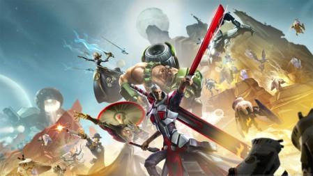 《天生战狂/Battleborn》 4K游戏高清壁纸高端桌面精选 3840x2160