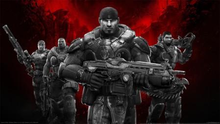 《战争机器:终极版/Gears of War: Ultimate Edition》4K游戏高清壁纸高端桌面精选 3840x2160