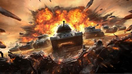 《坦克世界/World of Tanks》 4K游戏高清壁纸高端桌面精选 3840x2160