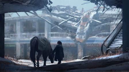 《美国末日:重制版/The Last of Us:Remastered》 4K游戏高清壁纸高端桌面精选 3840x2160