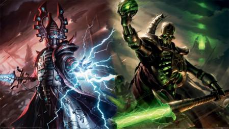 《战锤40K/Warhammer 40,000》 4K游戏高清壁纸高端桌面精选 3840x2160