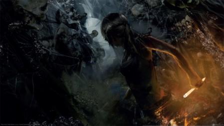 《古墓丽影:崛起/Rise of the Tomb Raider》 4K游戏高清壁纸高端桌面精选 3840x2160