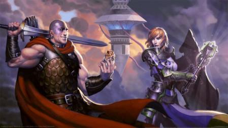 《地牢与龙:永不消逝/Dungeons & Dragons: Neverwinter》4K游戏高清壁纸高端桌面精选 3840x2160