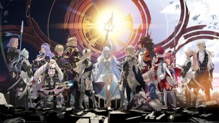 《火焰纹章:命运/Fire Emblem Fates》 4K游戏高清壁纸高端桌面精选 3840x2160