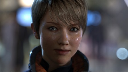《底特律:成为人类/Detroit: Become Human》 4K游戏高清壁纸高端桌面精选 3840x2160