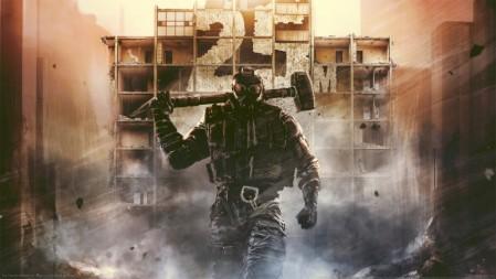 《彩虹六号:围攻-Tom Clancy's Rainbow Six Siege》 4K游戏壁纸高端桌面精选 3840x2160