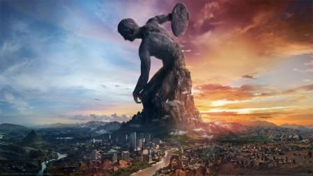 《文明6-Sid Meier's Civilization VI》 4K高清壁纸高端桌面精选 3840x2160
