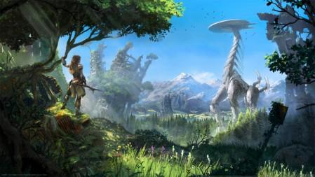 《地平线:零之曙光/Horizon: Zero Dawn》 4K游戏高清壁纸百变桌面精选 3840x2160