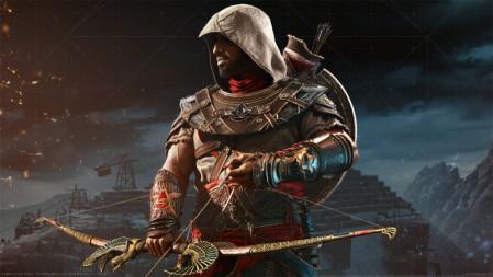 《刺客信条-起源- Assassin-s Creed- Origins》 4K高清壁纸高端桌面精选 3840x2160