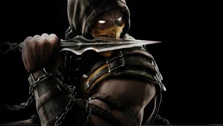 《真人快打X/Mortal Kombat X》 4K游戏高清壁纸百变桌面精选 3840x2160