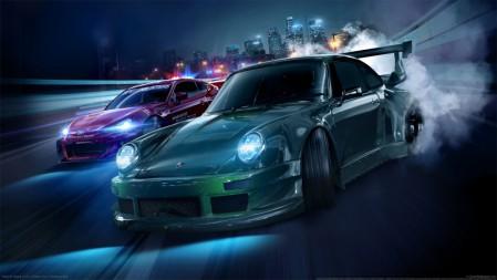 《极品飞车/Need for Speed》 4K游戏高清壁纸高端桌面精选 3840x2160