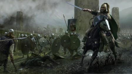 《阿提拉:全面战争/Total War: Attila》 4K游戏高清壁纸高端桌面精选 3840x2160