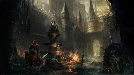 《黑暗之魂3/Dark Souls 3》 4K游戏高清壁纸高端桌面精选 3840x2160