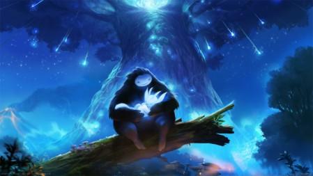 《奥日和黑暗森林/Ori And The Blind Forest》 4K游戏高清壁纸极品壁纸推荐 3840x2160