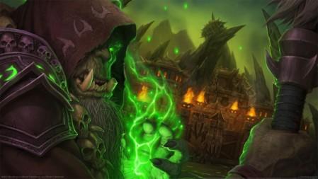 《魔兽世界/World of Warcraft》 4K高清壁纸高端桌面精选 3840x2160