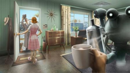 《辐射4/Fallout 4》 4K游戏高清壁纸高端桌面精选 3840x2160