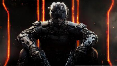 《使命召唤12:黑色行动3/Call of Duty: Black Ops 3》 4K游戏高清壁纸高端桌面精选 3840x2160