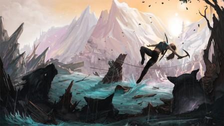 《古墓丽影系列/Tomb Raider》 4K游戏高清壁纸高端桌面精选 3840x2160