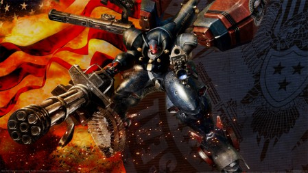 《钢铁苍狼:混沌之战XD》 4K高清壁纸高端桌面精选 3840x2160