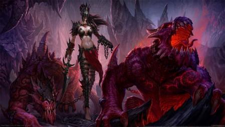 《永恒之龙/Online Dragon Eternity》 4K游戏高清壁纸高端桌面精选 3840x2160