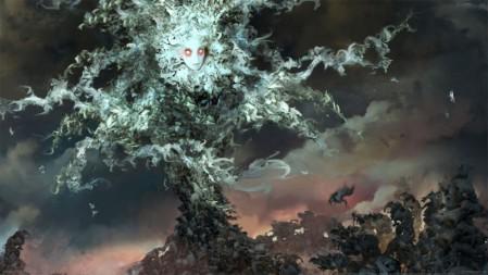 《地狱之刃:塞娜的献祭/Hellblade:Senua's Sacrifice》4K游戏高清壁纸高端桌面精选 3840x2160