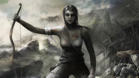 《古墓丽影系列/Tomb Raider》 4K游戏高清壁纸极品壁纸推荐 3840x2160