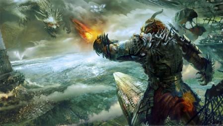 《激战2:荆棘之心/Guild Wars 2:Heart of Thorns》4K游戏高清壁纸极品壁纸推荐 3840x2160