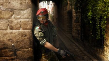 《彩虹六号:围攻/Tom Clancy's Rainbow Six Siege》 4K高清壁纸高端桌面精选 3840x2160