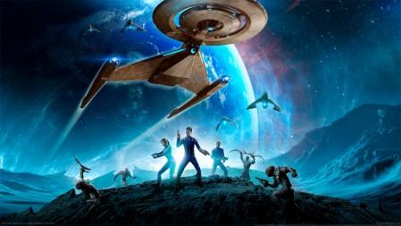 《星际迷航OL/Star Trek Online》 4K高清壁纸高端桌面精选 3840x2160