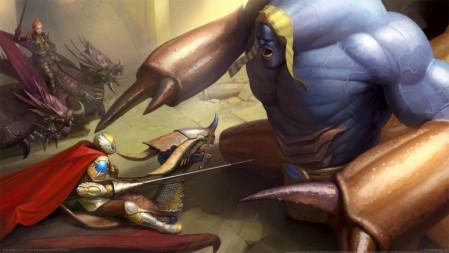 《皇家任务/Royal Quest》 4K游戏高清壁纸高端桌面精选 3840x2160