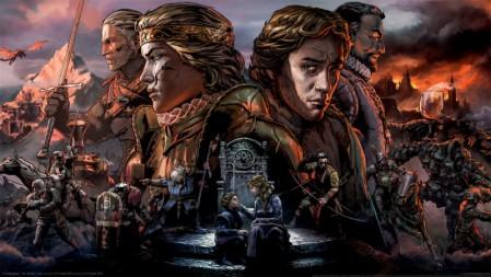 《巫师之昆特牌:王权的陨落》 4K高清壁纸高端桌面精选 3840x2160