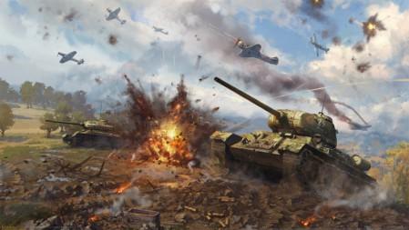 《战争雷霆/War Thunder》 4K游戏高清壁纸高端桌面精选 3840x2160