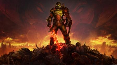 《毁灭战士:永恒》 4K游戏壁纸高端桌面精选 3840x2160