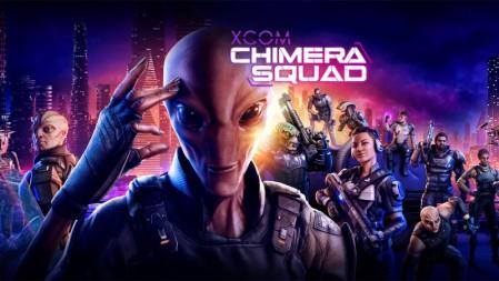 《幽浮奇美拉战队(XCOM Chimera Squad)》2020 4K高清游戏百变桌面精选壁纸 5120x2880