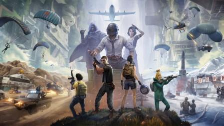 《绝地求生大逃杀(PUBG)》2020最新 4K游戏高清壁纸极品壁纸推荐 7680x4320