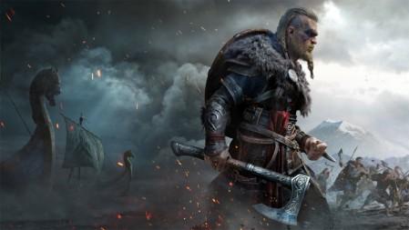 《刺客信条:英灵殿Assassin's Creed Valhalla》2020 4K游戏高清壁纸极品壁纸推荐 7680x4320