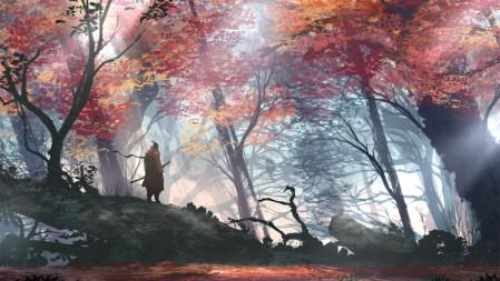 《只狼:影逝二度》 5k高清百变桌面精选壁纸 5120x2880