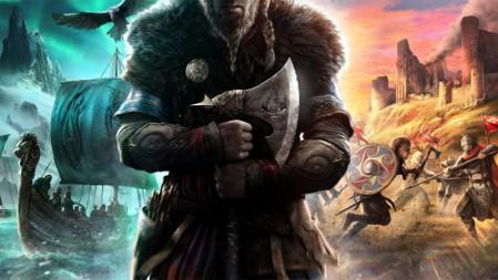 《刺客信条:英灵殿(Assassin's Creed Valhalla)》2020 4K游戏高清壁纸极品壁纸推荐 7680x4320