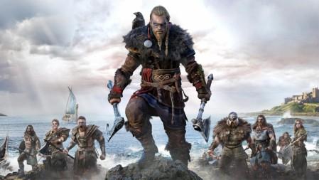《刺客信条 英灵殿Assassin's Creed Valhalla》2020 4K高清壁纸极品壁纸推荐 7680x4320