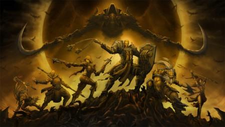 《暗黑破坏神3:夺魂之镰》 4K游戏壁纸百变桌面精选 3840x2160