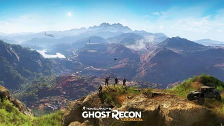 《幽灵行动:荒野》 4k高清壁纸高端桌面精选 3840x2160