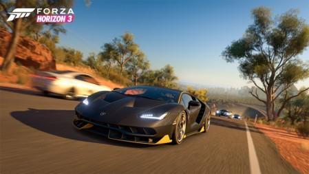 《极限竞速:地平线3》 4K游戏壁纸高端桌面精选 3840x2160