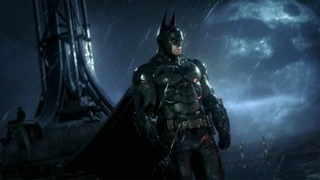 《蝙蝠侠:阿甘骑士》 4K游戏壁纸高端桌面精选 3840x2160