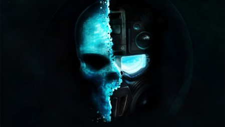 《幽灵行动4:未来战士》 头骨 5k高清壁纸高端桌面精选 3840x2160