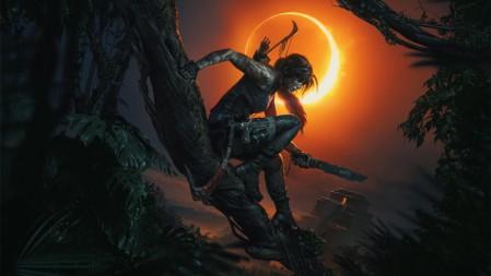 《古墓丽影:暗影》 5K高清壁纸高端桌面精选 3840x2160