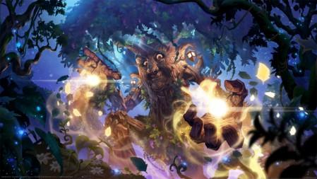 《炉石传说:龙之后裔》 4k高清壁纸高端桌面精选 3840x2160