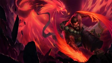 兽灵行者 灵魂守卫 乌迪尔 (4) 英雄联盟 壁纸高端桌面精选 3840x2160